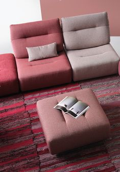 Each and every ROM sofa is made from scratch, exactly how you want it. Built to any size and any configuration, your sofa is personalised down to the very last detail using the in-store iROM app Power Recliners, Modular Sofa, Reclining Sofa, Custom Made, Living Rooms, Armchair, App, Detail, Apps