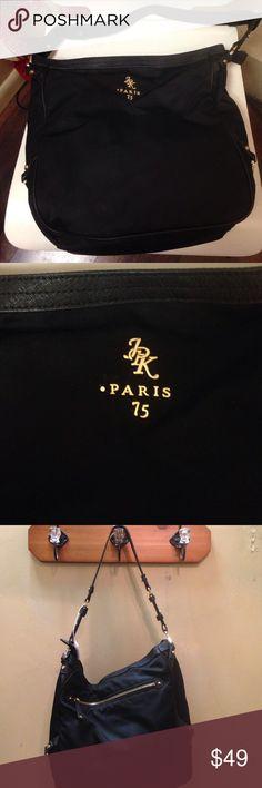 Nice jpk Paris purse black & gold Auth Auth blk jpk bag from nirdstorms great quality nice condition Jpk paris Bags Satchels