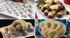 A karácsonyi kifli rengeteg háztartásban elengedhetetlen kelléke az ünnepeknek, a süteményes tálnak és a karácsonyi hangulatnak. Most 13 jobbnál jobb karácsonyi kifli receptjét hoztuk el Nektek. Reméljük, mindenki megtalálja a maga kedvencét! Christmas Crafts, Xmas, Doughnut, Waffles, Biscuits, Cake Recipes, Food And Drink, Cookies, Breakfast