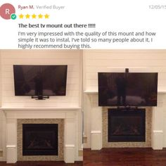 158 Best Tv Above The Fireplace Images On Pinterest In 2018 Wall Mounted And Mount