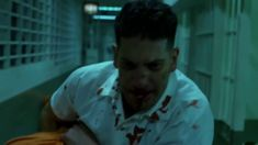 I made this edit of the Punisher Prison Fight scene set to All Star by Smash Mouth. I was told a few of you here might enjoy it.