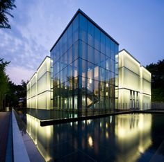 Ahn Jung-geun Memorial Hall  / D·Lim Architects