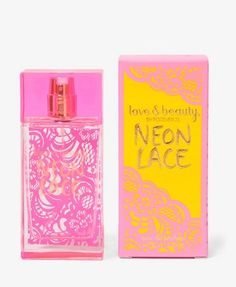 Neon Lace Perfume #Forever21 #Love #Perfume