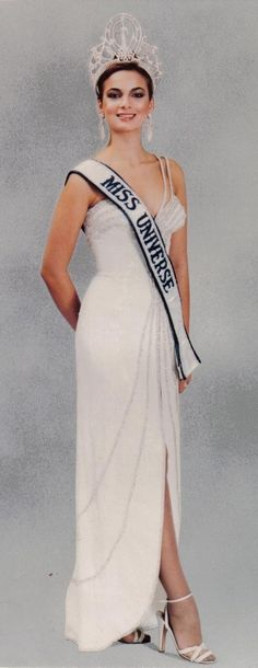 Maritza Sayalero (born February 16, 1961 in Caracas) is a former beauty queen who was crowned Miss Venezuela in 1979 and became her country's first Miss Universe titleholder. She is married to Mexican tennis player Raúl Ramírez with whom she has lived in Mexico since 1981.