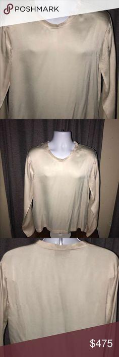 Men's shirt Men's designer silk shirt in excellent condition. Yves Saint Laurent Shirts Dress Shirts