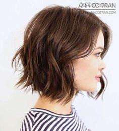 Really Stylish Short Choppy Haircuts for Ladies - 18 #ChoppyBob
