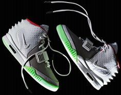 the latest 7c2ed 109b1 Nike Air Yeezy 2 – Wolf Grey + Black-Solar Red  Official Release