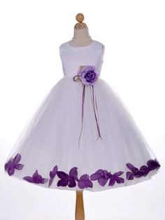 wholesale flower girl dresses wine