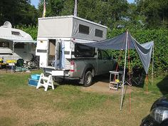 Four-Wheel Camper Eagle als Wohnkabine in Dülmen
