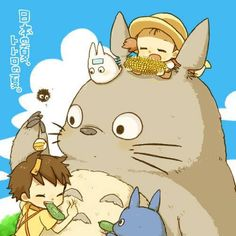 Love This  ^^  ☺Like and Share this with your friends !  Follow us if you are Totoro fan !  see more in www.totoroshop.co    #totoro #ghibli #cute #love #life #anime #toys #gift #japan #fans #freeshipping #myneighbortotoro #girls #friends #korea #bestfriends #childhood #memories #bestmemories
