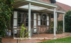 Nostalgische veranda op maat | Jaro Houtbouw