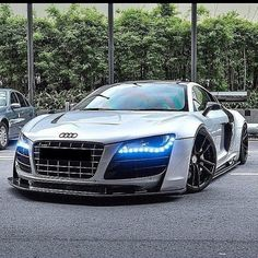 Brutal Audi R8. ________________________ PACKAIR INC. -- THE NAME TO TRUST FOR ALL INTERNATIONAL & DOMESTIC MOVES. Call today 310-337-9993 or visit www.packair.com for a free quote on your shipment. #DontJustShipIt #PACKAIR-IT!