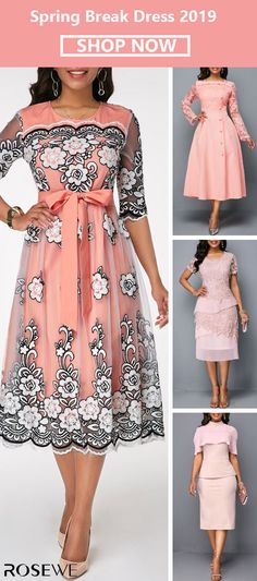 Shop your favorite dresses and shop online at Rosewe.com! Free shipping & 30 days easy return. #pinkdress#dress#springbreak#rosewe#summerdress#midi#womensfashion#chicdress Pretty Outfits, Pretty Dresses, Beautiful Outfits, Modest Fashion, Women's Fashion Dresses, Vintage Dresses, Evening Dresses, Womens Fashion, 70s Fashion