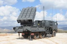 Spyder SR surface-to-air short range air defence missile system Rafael Israel Israeli defence industry