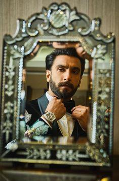 Ranveer Singh  #FASHION #STYLE #SEXY #BOLLYWOOD #INDIA #RanveerSingh Deepika Ranveer, Ranveer Singh, Deepika Padukone, Indian Celebrities, Bollywood Celebrities, Bollywood Actress, Bollywood Couples, Bollywood Stars, Ladies Vs Ricky Bahl