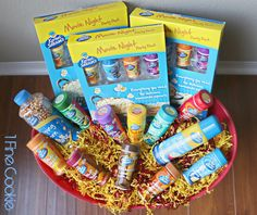 Movie night party pack giveaway by 1 Fine Cookie, popcorn, recipe, how to, diy, make, cook, stove, top, homemade, foolproof, best way, contest, free, sweepstakes, win, enter, quick, pan, flavored,