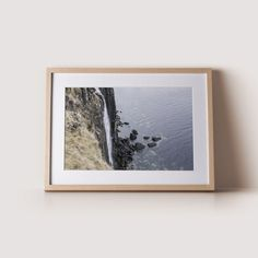 From IAMTHELAB.com: Waterfall   #modernhandmade #handmade