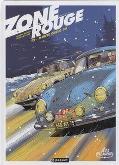 Bande dessinée Porsche 356