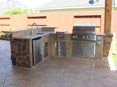 Outdoor Kitchens Design 243