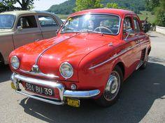 #Renault Dauphine