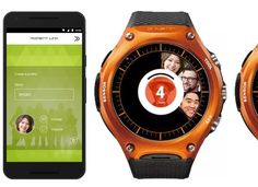 Casio WSD-F10 Smart Outdoor Watch Gets Location App For Groups
