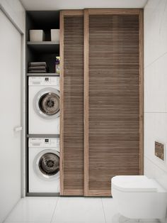 Laundry Room Design, Home Room Design, Laundry In Bathroom, Bathroom Design Small, Bathroom Interior Design, Laundry Room Inspiration, Apartment Interior, House Rooms, Home Renovation