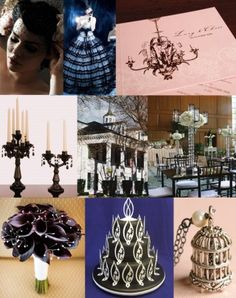 Gothic Wedding Theme 1