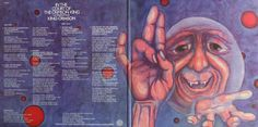 king crimson 'in the court...'