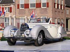 1938 Bugatti T57 C