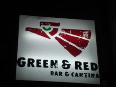 Green & Red Cantina