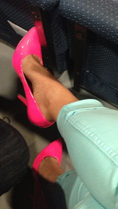 My pink shoes Pink High Heels, High Heels Stilettos, Platform Stilettos, Pink Wedding Shoes, Cute Heels, Victoria Secret Lingerie, Hot Shoes, Dream Shoes, Girls Wear