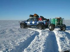 Antarctica Expedition Truck, Antarctica, Offroad, Iceland, Monster Trucks, Vehicles, Ice Land, Off Road, Car