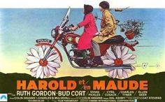 Harold and maude, poster, 1971