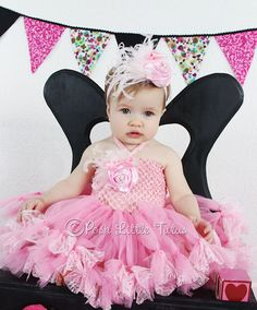 Image detail for -Bella Rose Spring Lace Fancy Baby Crochet Tutu dress