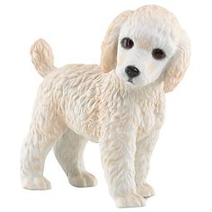 LENOX Dogs  - Poodle Puppy Figurine