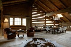 Sharon Shantoni's French Country Home Hotel Chalet, Ski Chalet, Chalet Interior, Chalet Style, Chalet Design, My French Country Home, Brick And Wood, Chula, Architecture Design