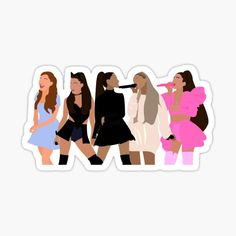 Bubble Stickers, Cool Stickers, Printable Stickers, Laptop Stickers, Ariana Grande Album, Ariana Grande Perfume, Ariana Grande Drawings, Ariana Grande Sweetener, Homemade Stickers
