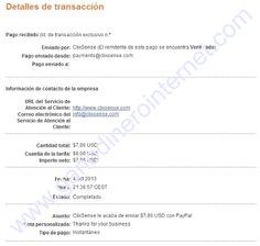 Nuevo pago de ClixSense: http://www.ganodinerointernet.com/2015/06/ganar-dinero-viendo-anuncios-con-clixsense.html