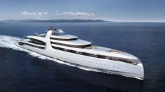 Italian Sea Group presents new Admiral X-Force 145m superyacht design | Boat International