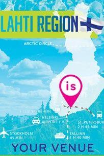 Lahti Region - Event Hosting Where´s your next Event? Arctic Circle, Stockholm, Events