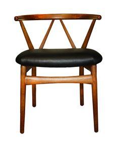 Teak Arm Chair by Henning Kjaernulf  for Bruno Hansen