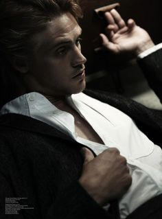 """malemodelsinfashion: """" Boyd Holbrook by Gregory Harris """" I have been watching Narcos and this man has such a gorgeous voice."""