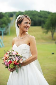 Wedding at Holiday Valley Resort in Ellicottville, NY Images by lora ann photography