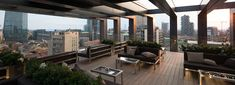 rooftop bars milan
