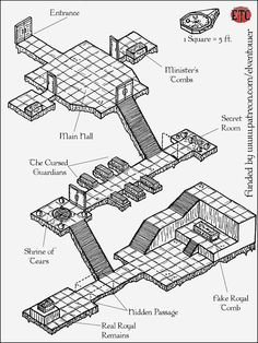 DON'T FORGET TO VISIT OUR MAP INDEX AND OUR PATREON FUNDING PAGE ! The traditions of the old empire demanded strong reverence to the dead. Regardless of social level or economic possibilities…