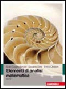 download ELEMENTI DI ANALISI MATEMATICA. VOL. 1 gratis pdf epub mobi