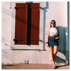 donkeycool: Lost in… Biarritz. Doors