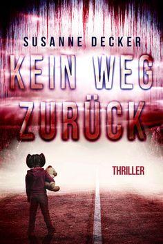 Premade Book Cover - vercodesigns Webseite! Horror Blut Mädchen Teddy Angst Thriller