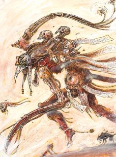 John blanche,Warhammer 40000,warhammer40000, warhammer40k, warhammer 40k, ваха, сорокотысячник,фэндомы,Old Warhammer,Adeptus Mechanicus,Mechanicum,Imperium,Империум,Inquisition,Harlequin,Blood Angels,Space Marine,Adeptus Astartes,Orks,длиннопост,Арко-флагеллянт