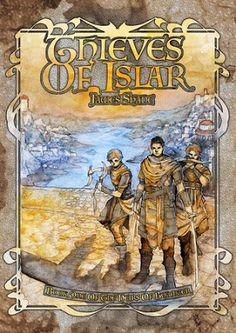 The Wild Atlantic Book Club: 'Thieves of Islar'